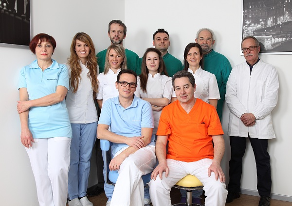 team studio dentistico Perin